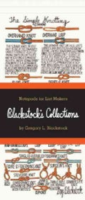 Blackstock's Collections Notepads (Notebook / blank book)
