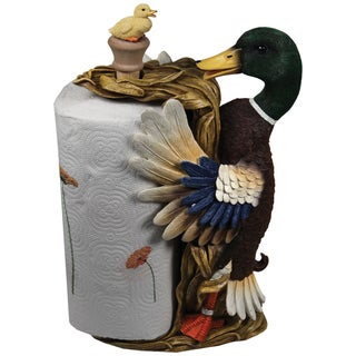 River's Edge Products Duck Paper Towel Holder