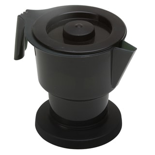 KitchenWorthy Microwave Coffee Maker