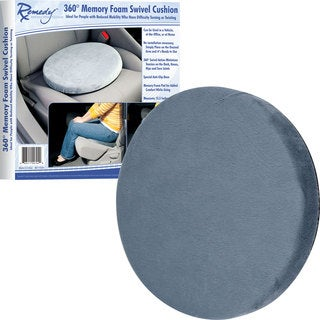 Remedy Mobile 360 Memory Foam Swivel Cushion