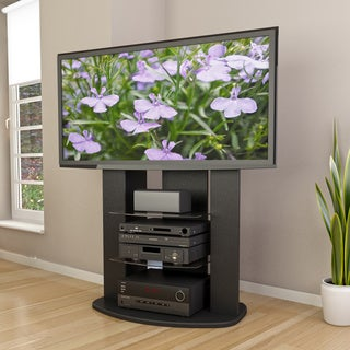 Sonax T-108-XZT Zurich Vertical 65-inch TV Stand with Mount