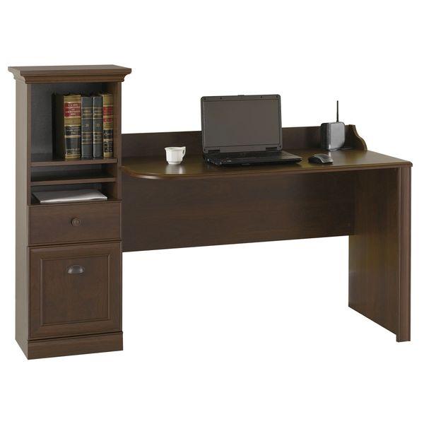 Bush Barton Bing Cherry Computer Workstation Desk - 15250933