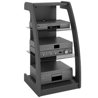 Sonax ML-1220 Milan Midnight Black 21-inch Component Stand