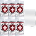 216 Pure First AId Disinfecting Wipes for Hands and Face