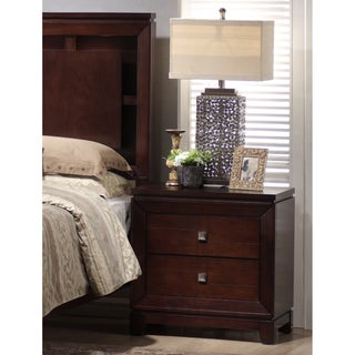 Lorrand 3-Drawer Nightstand