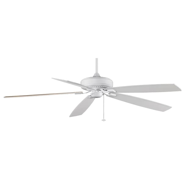 Fanimation Edgewood Supreme 72-inch White Ceiling Fan