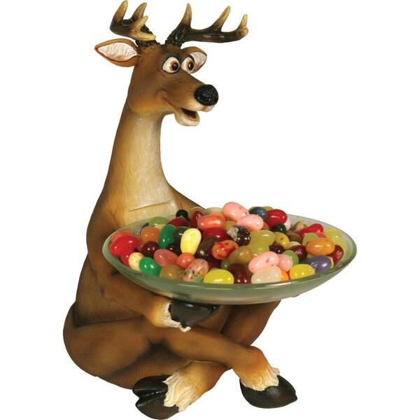 Rivers Edge Deer Candy Dish - 15251038 - Overstock.com ...