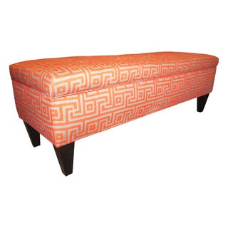 Sole Designs Tufted Storage Bench
