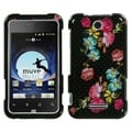MYBAT Blooming Flowers Case for ZTE X500 Score