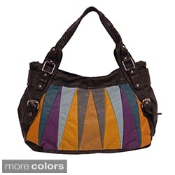 Bueno 'Cozumel' Aztec Stripe Shoulder Bag
