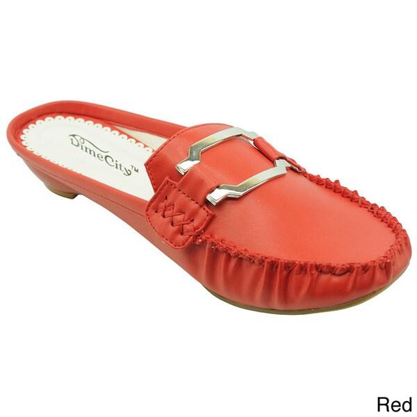 DimeCity Women's 'Roxton Easywalk' Slip-on Loafers