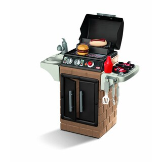 Little Tikes Get Out 'n Grill Play Set