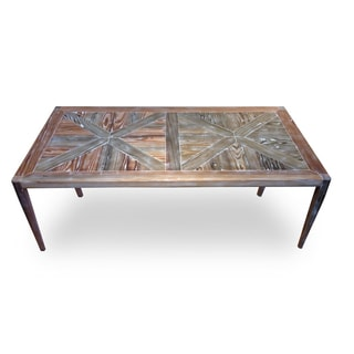 'Humboldt' Recycled Wood Coffee Table