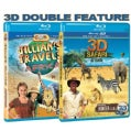 3D Safari Africa Double Feature (Blu-ray Disc)