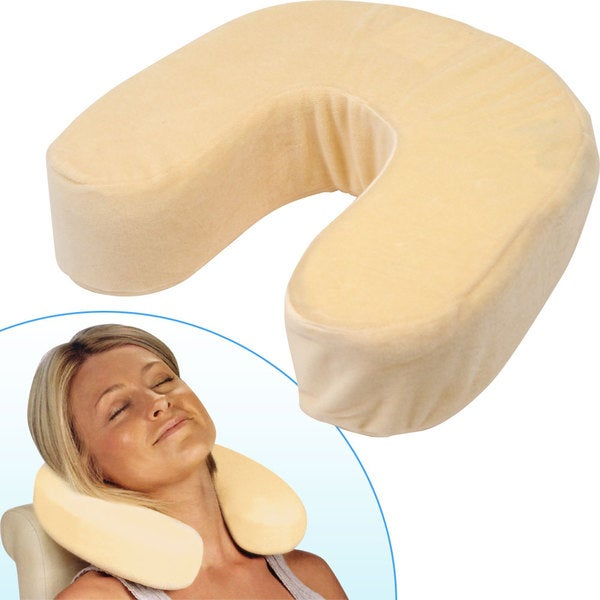 Remedy Memory Foam Neck Support Pillow