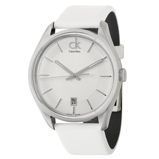 Calvin Klein Men's 'Masculine' Stainless Steel Swiss Quartz Watch