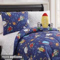 Out of This World Reversible 3-piece Comforter Set