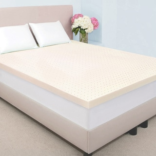 Dream Form Fresh 3-inch Memory Foam Mattress Topper