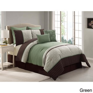 Seville 8-piece Comforter Set
