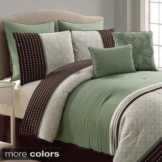 VCNY Seville 8-piece Comforter Set
