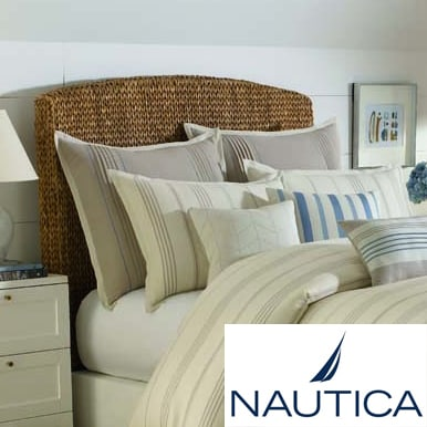 Nautica Lagoon Heights Duvet Cover (Shams Sold Separately)