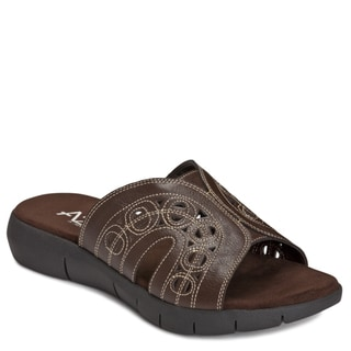 A2 by Aerosoles Women's 'Wipside' Cut-out Sandals