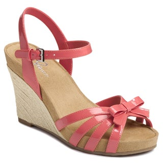 A2 by Aerosoles Women's Coral 'Ivyplush' Sandals
