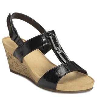 A2 by Aerosoles Women's 'Lightbulb' Wedge Sandals