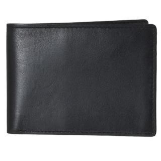 Joseph Abboud Men's Leather Slim Passcase Wallet
