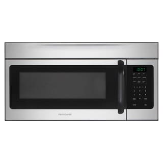 Frigidaire FFMV162LS 1.6-cubic Foot Over-the-Range Microwave