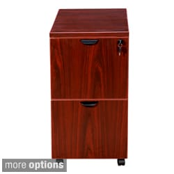 Boss Mobile Pedestal Two-drawer File