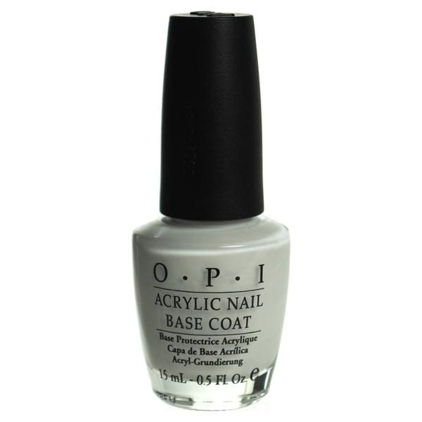 OPI Acrylic Base Coat