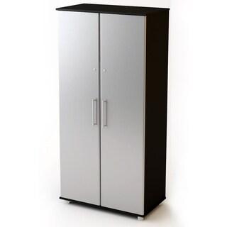 Garage Storage Cabinet with Seven Shelves