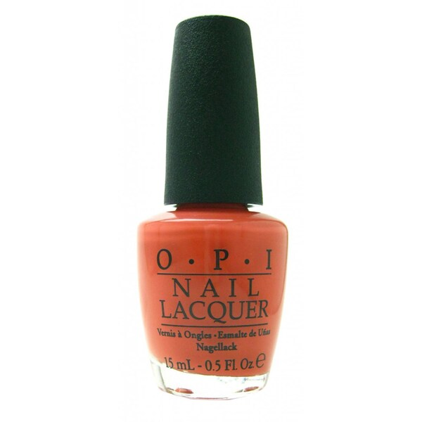 OPI Spiderman Collection Call Me Gwen-Ever Nail Lacquer