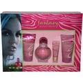 Britney Spears Fantasy Women's 4-Piece Gift Set