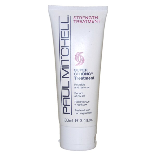 Paul Mitchell Super Strong 3.4-ounce Hair Treatment