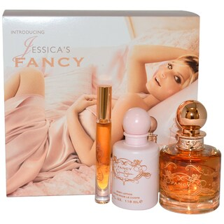 Jessica Simpson Fancy Women's 3-piece Gift Set