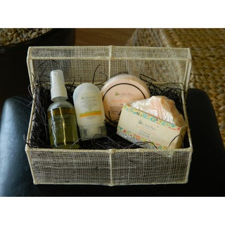 The Bath Place Good Morning Sunshine Gift Box