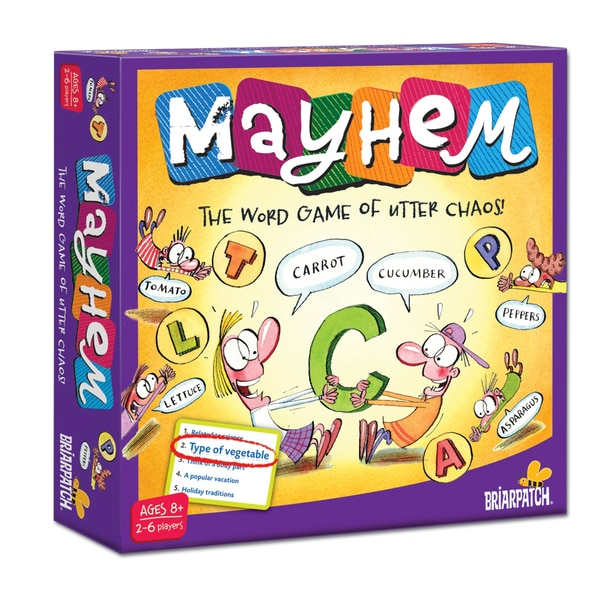 Mayhem! Game
