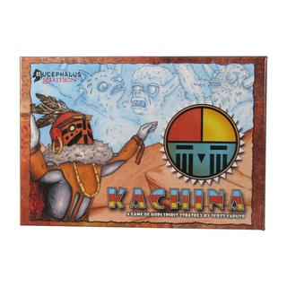 Bucephalus Games Kachina Tactical Tile Game