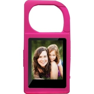 Eclipse Replay 4 GB Pink Flash Portable Media Player