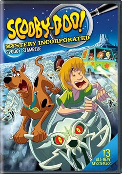 Scooby-Doo! Mystery Inc. Season 2 Part 2: Spooky Stampede (DVD)