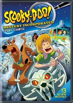 Scooby-Doo! Mystery Inc. Season 2 Part 2: Spooky Stampede (DVD)