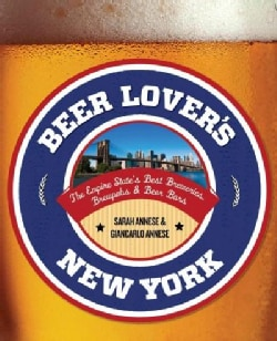Beer Lover's New York (Paperback)