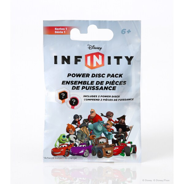 Disney Infinity Power Disc Pack Series 1 10856286