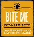 Bite Me Stamp Kit: The Stamp That Leaves Its Mark
