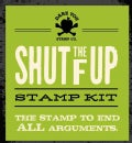 Shut the F Up Stamp Kit (Novelty book)