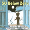 50 Below Zero (Board book)