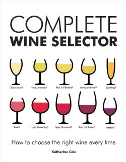 Complete Wine Selector: How to Choose the Right Wine Every Time (Paperback)