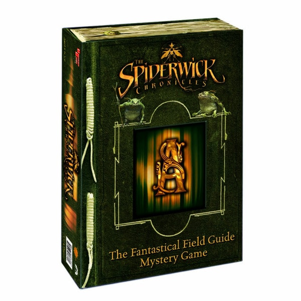 The Spiderwick Chronicles Fantastical Field Guide Game